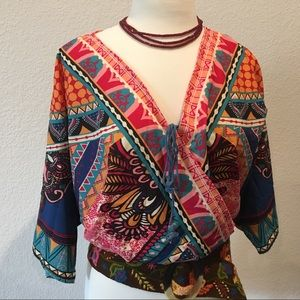 Mix it up! Bright bold color and patterns! Love!
